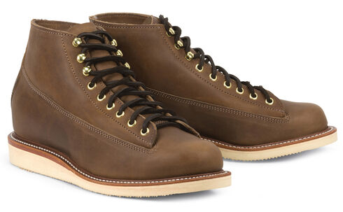 Chippewa Men's 1958 Maple General Utility Boots - Round Toe, , hi-res