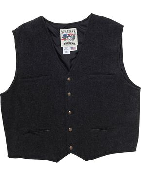 Schaefer Mckenzie Vest, Charcoal Grey, hi-res