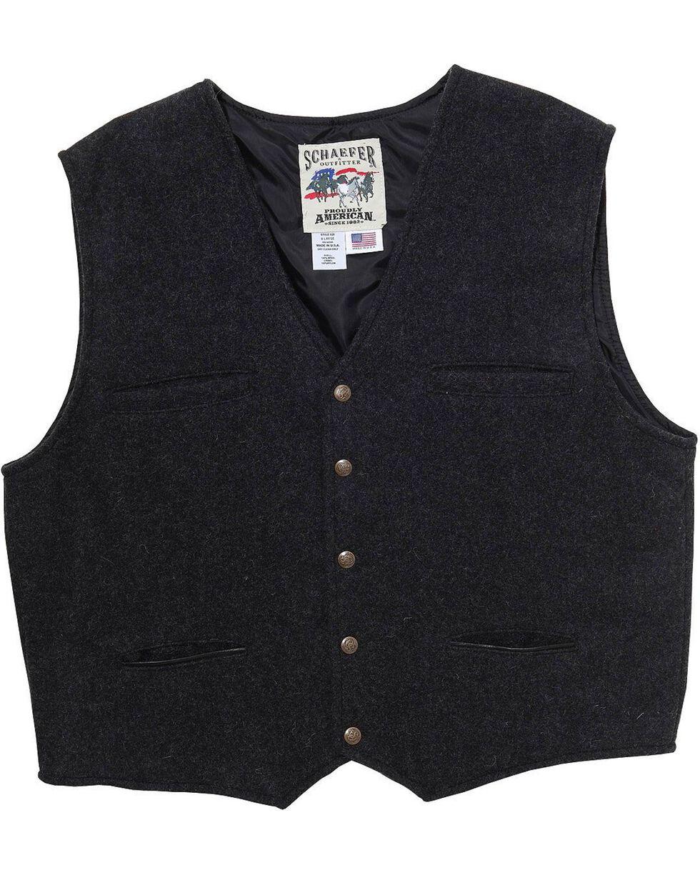 Schaefer Mckenzie Vest, Charcoal Grey, hi-res