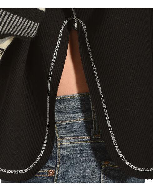 Angel Premium Women's Cherlynn Sweater, Black, hi-res
