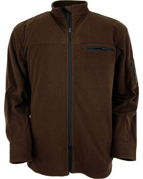 Outback Trading Co. Men's Brown Leroy Jacket , Brown, hi-res