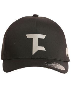 Tuff Cooper Men's Flexfit Performance Logo Cap, Black, hi-res