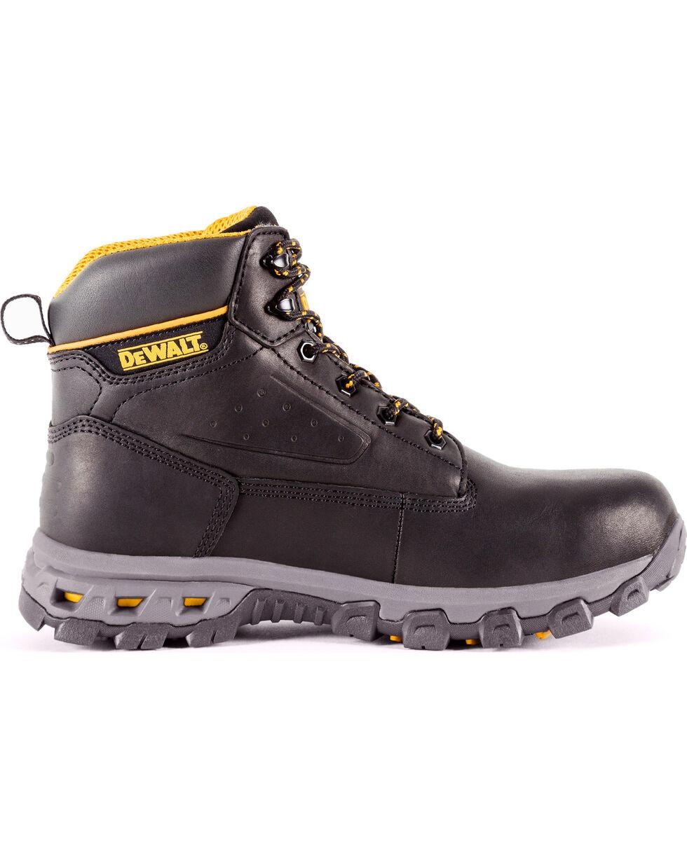 DeWalt Men's Halogen Hybrid Work Boots - Aluminum Toe, Black, hi-res