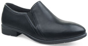 Eastland Women's Black Carly Slip-On Loafers , Black, hi-res
