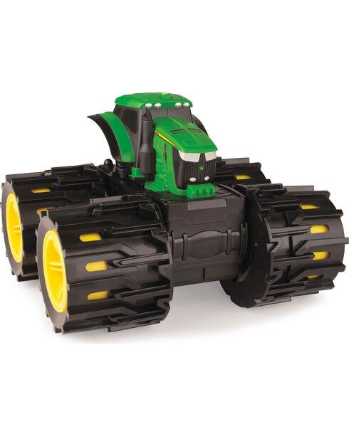 John Deere Monster Treads Mega Wheels Tractor, No Color, hi-res
