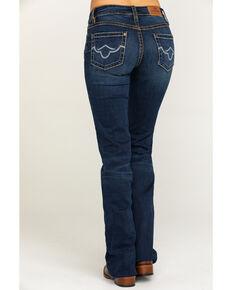Shyanne Women's Dark  Wash Cool Nights Riding Jeans , Blue, hi-res