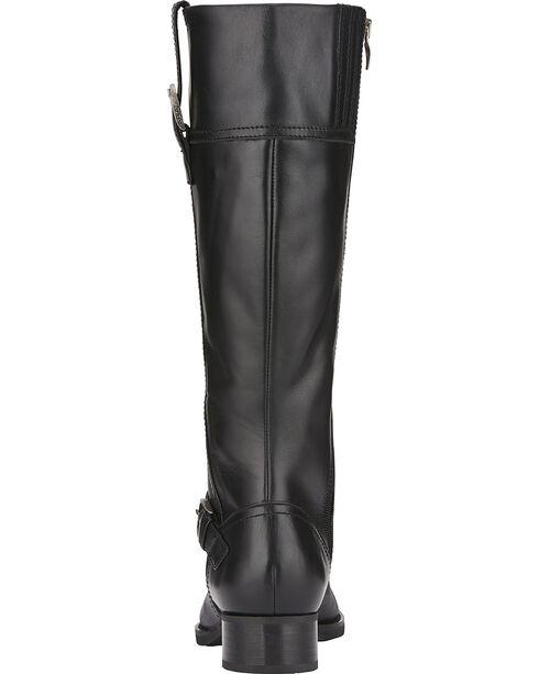 Ariat Women's York Tall Boots - Medium Toe, Black, hi-res
