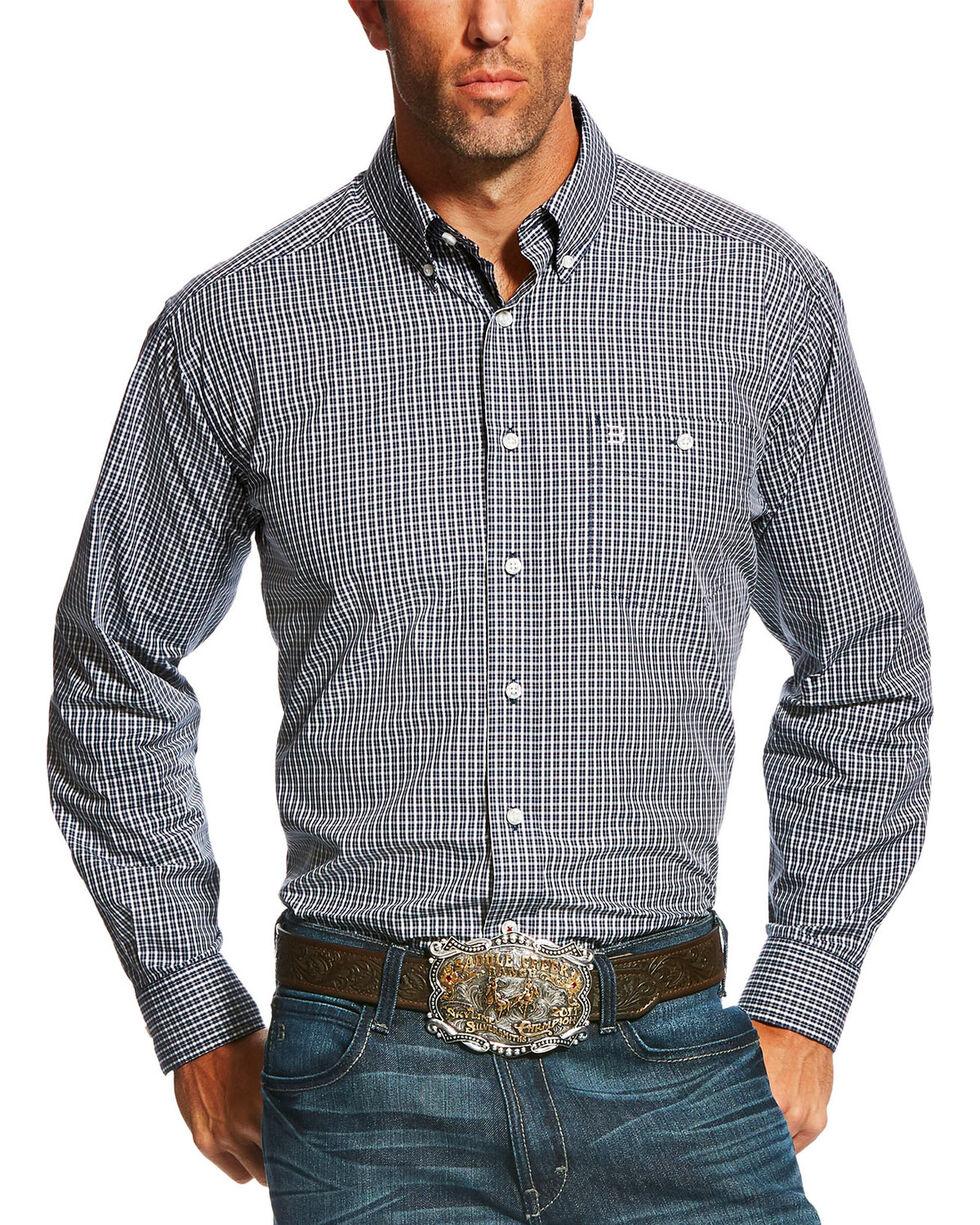 Ariat Men's Colt Checkered Long Sleeve Shirt , Multi, hi-res