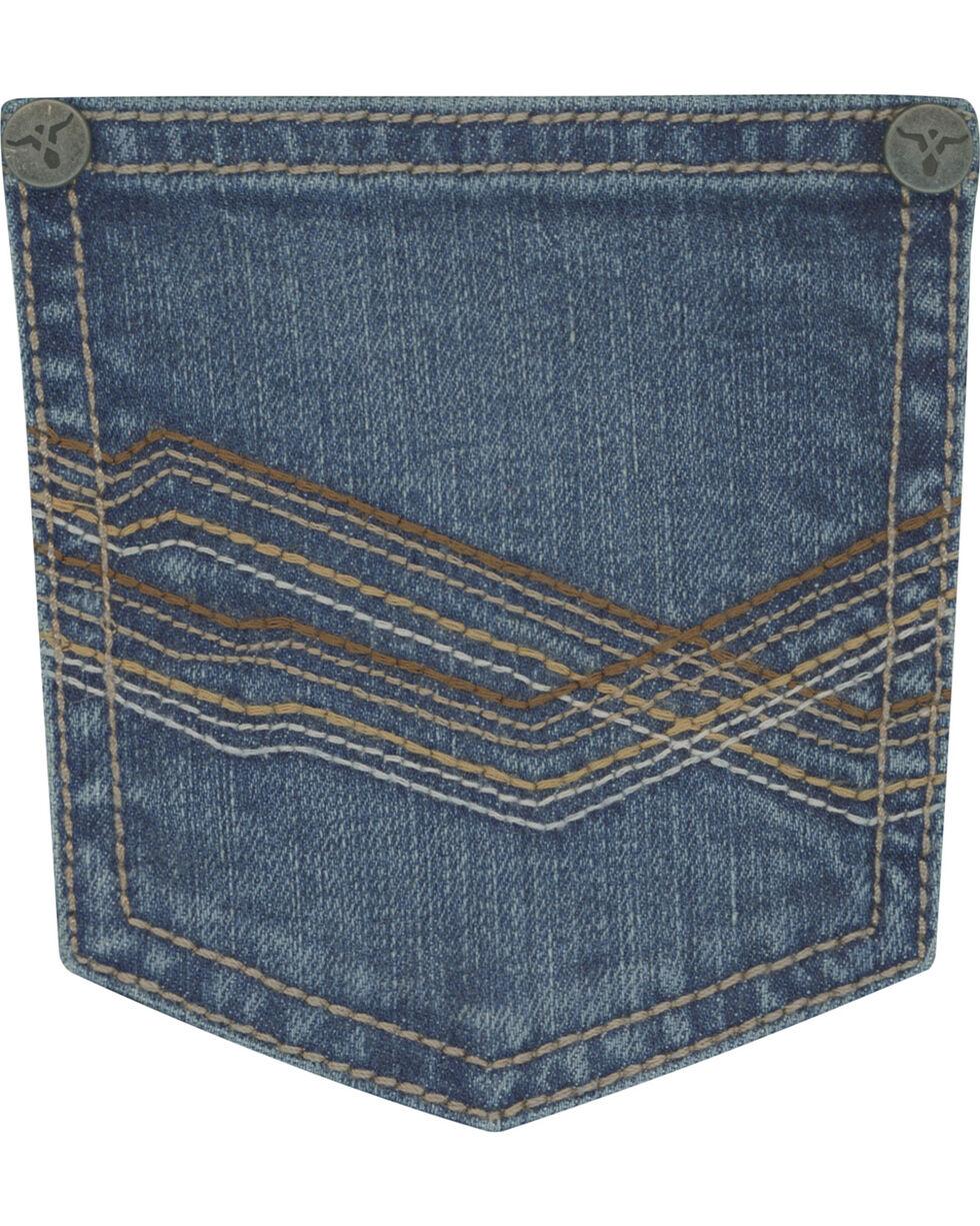 Wrangler Boys' (8-16) Blue 20X No. 42 Vintage Jeans - Boot Cut , Blue, hi-res