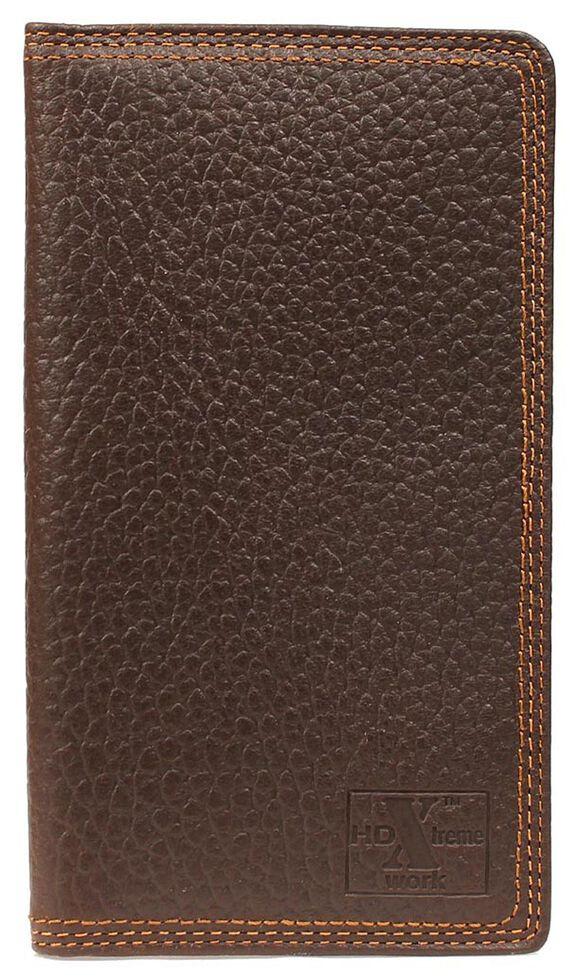 Nocona HDX Triple Stitched Rodeo Wallet, , hi-res