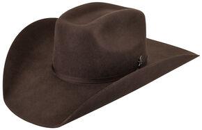 25374b738d9 Bailey Mens Murphy II 2X Brown Cowboy Hat