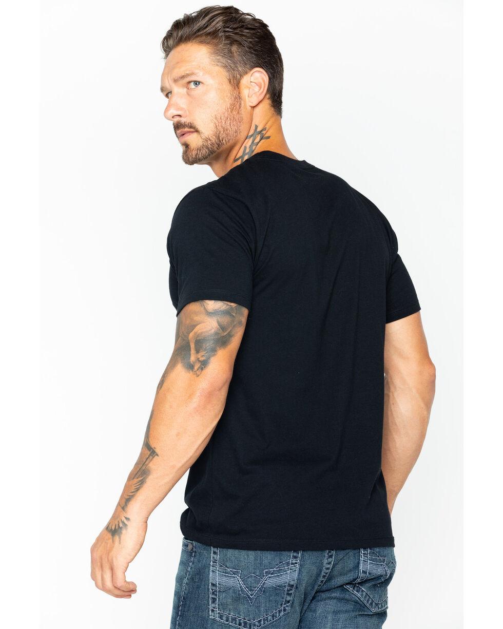 Moonshine Spirit Men's Snake Bottle Short Sleeve T-Shirt, Black, hi-res