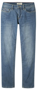 Mountain Khakis Women's Genevieve Light Wash Skinny Jeans - Petite, Blue, hi-res