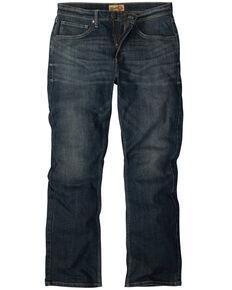 Wrangler 20X Boys' Wrought Iron Vintage Slim Bootcut Jeans , Blue, hi-res