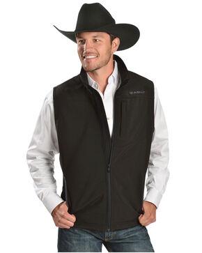 Ariat Vernon Softshell Vest, Black, hi-res