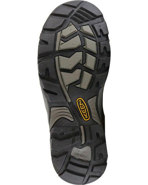 Keen Men's Brown Utility Cleveland Waterproof Work Boots - Steel toe , No Color, hi-res