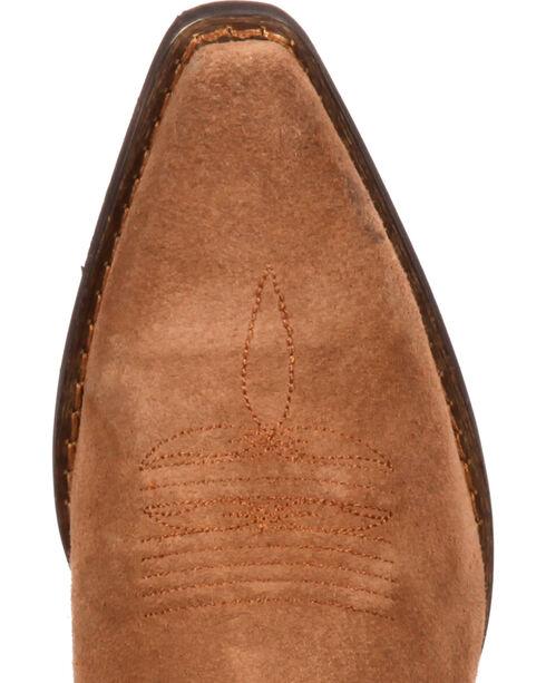 Durango Women's Crush Fringe Western Boots, Desert, hi-res