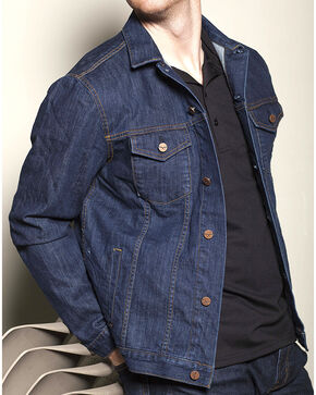 Kimes Ranch Indigo Denim Jacket , Indigo, hi-res