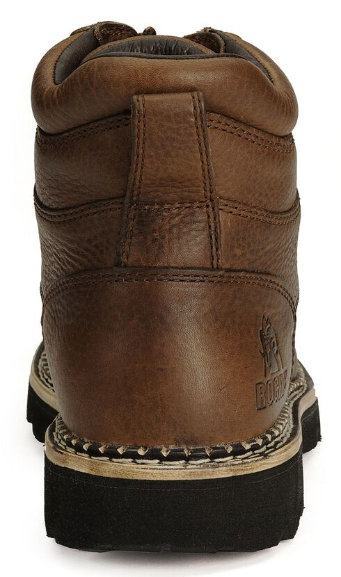 Rocky Cruiser Lace-Up Casual Boots, Dark Brown, hi-res