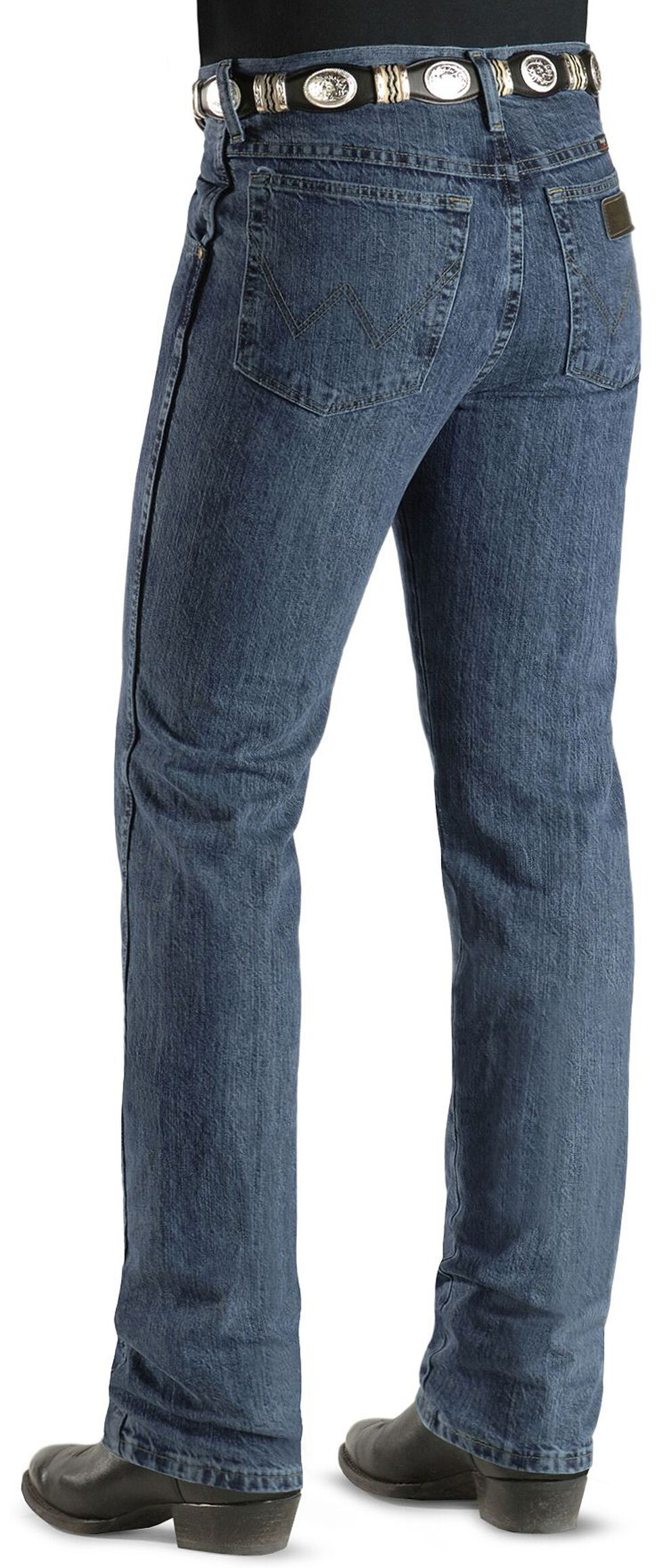 Wrangler Jeans - PBR Slim Fit, Auth Stone, hi-res