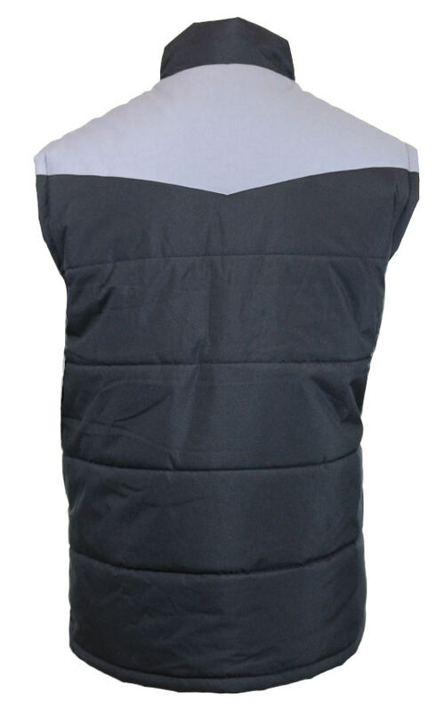 Cody James Men's Squaw Valley Insulated Vest, Black, hi-res