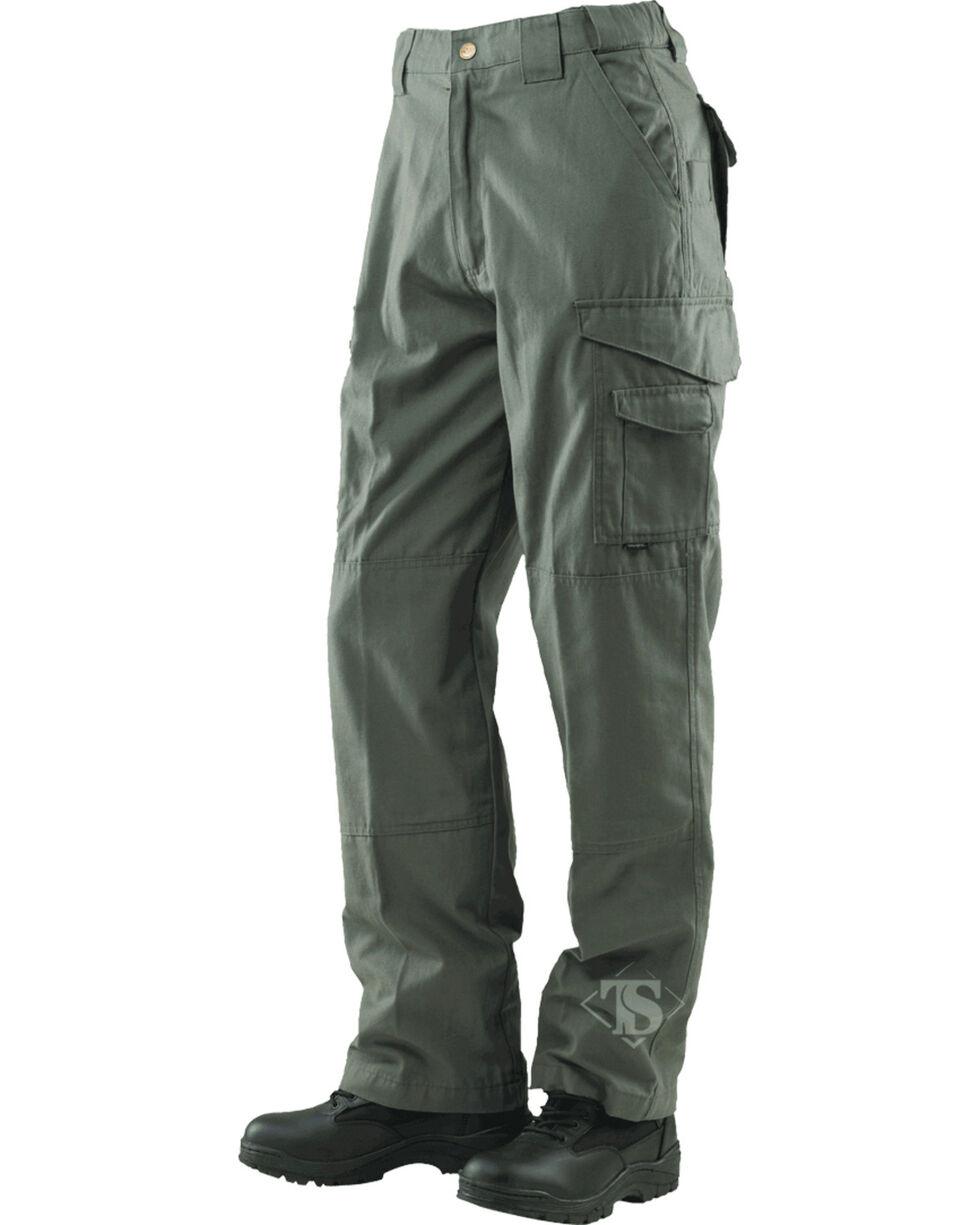 Tru-Spec Men's 24-7 Series Tactical Pants, Olive Green, hi-res