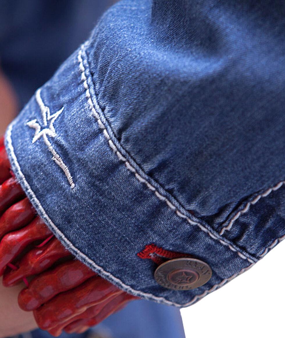 Ryan Michael Sadie's Perfect Denim Jacket, Denim, hi-res