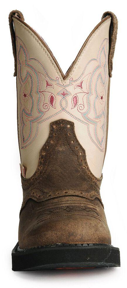 Justin Gypsy Distressed Western Boots, Barnwood, hi-res