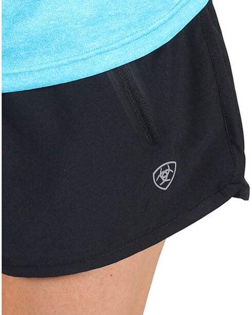 Ariat Women's Black Mesa Shorts , Black, hi-res