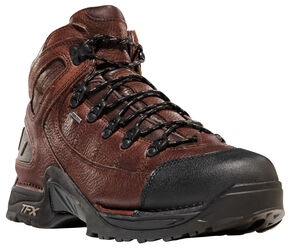 "Danner Men's 453 5.5"" Hiking Boots, Brown, hi-res"