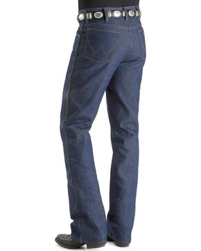 "Wrangler Jeans - 945 Regular Fit Rigid Boot Cut - 38"" Tall Inseam, Indigo, hi-res"