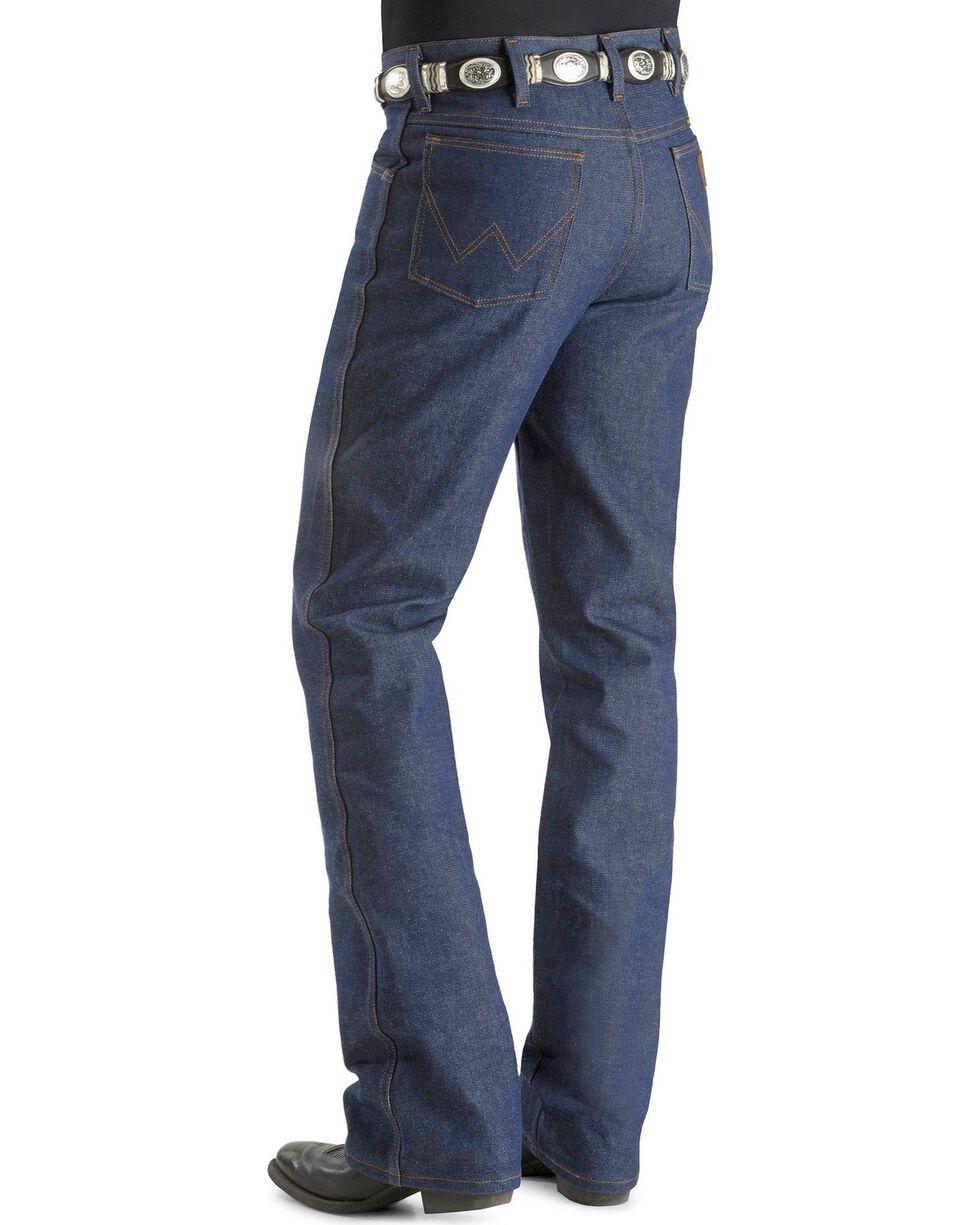 Wrangler 945 Cowboy Cut Rigid Regular Fit Jeans - Big & Tall, Indigo, hi-res