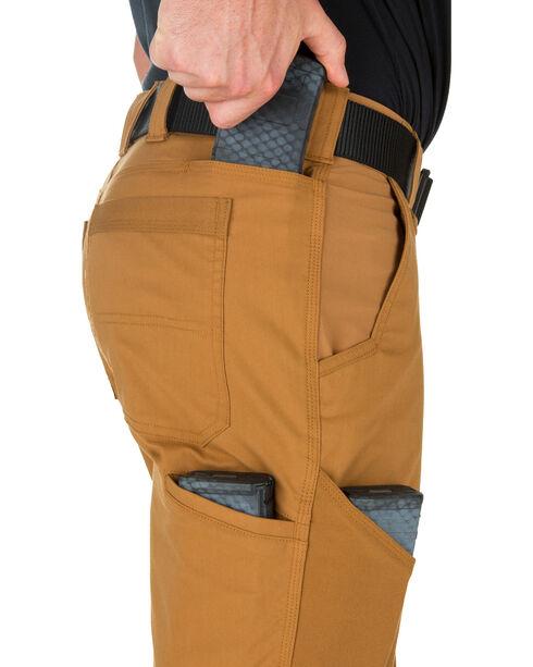 5.11 Tactical Men's Stonecutter Pant - Big & Tall, Brown, hi-res