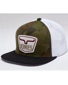 Kimes Ranch Men's Army Camo Tall Boy Mesh-Back Ball Cap , Camouflage, hi-res