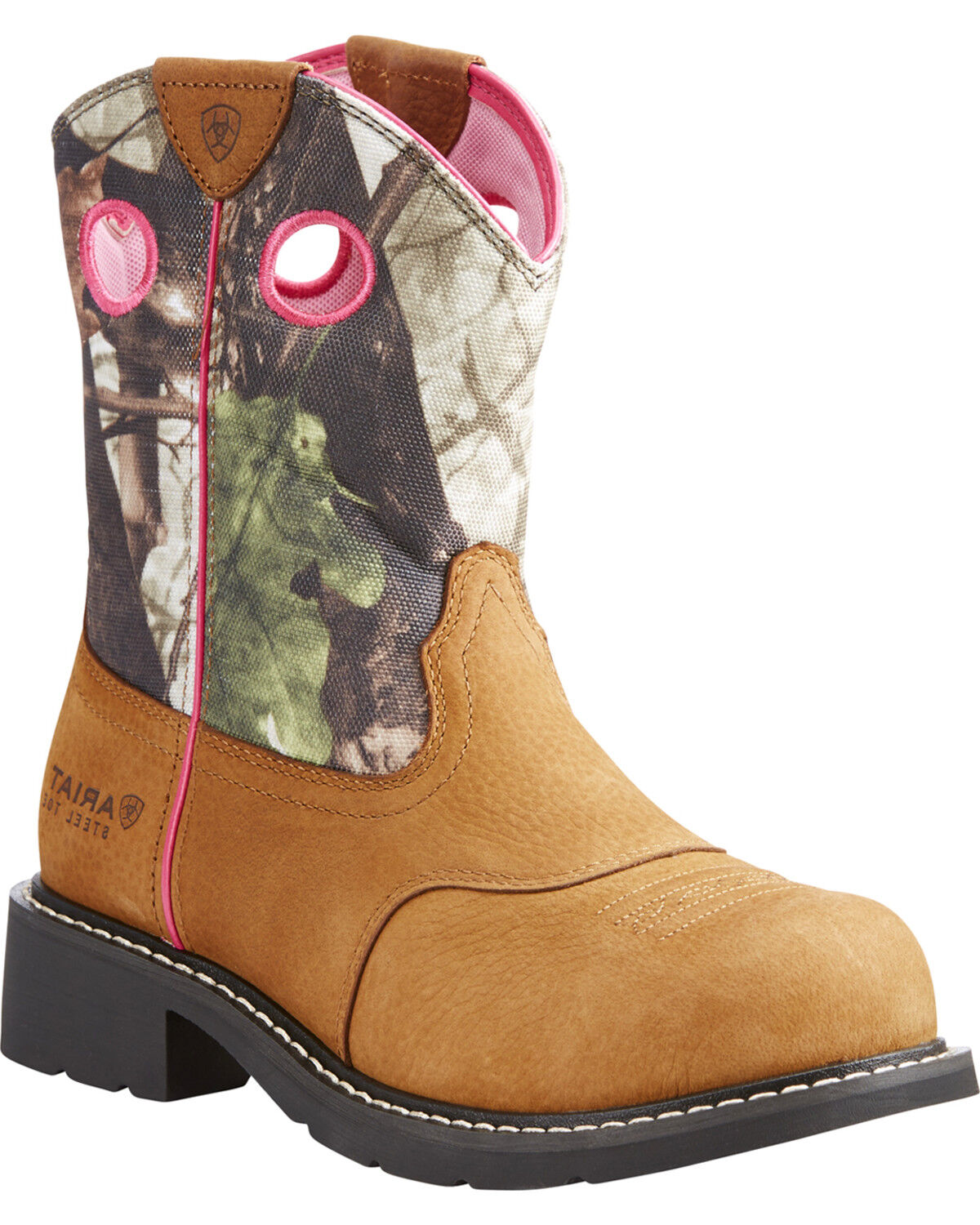 To acquire Womens Ariat steel toe boots picture trends