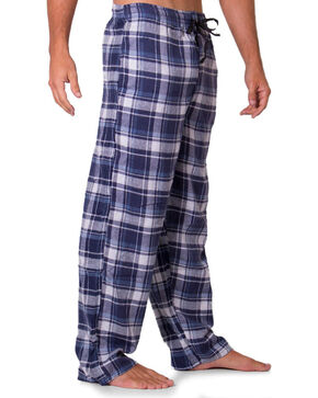 Northpoint Trading Men's Flannel Lounge Pants, Multi, hi-res