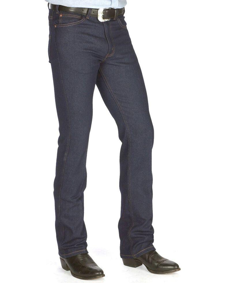 """Levi's Men's 517 Indigo Slim Boot Cut Jeans - 44"""" Waist, Indigo, hi-res"""
