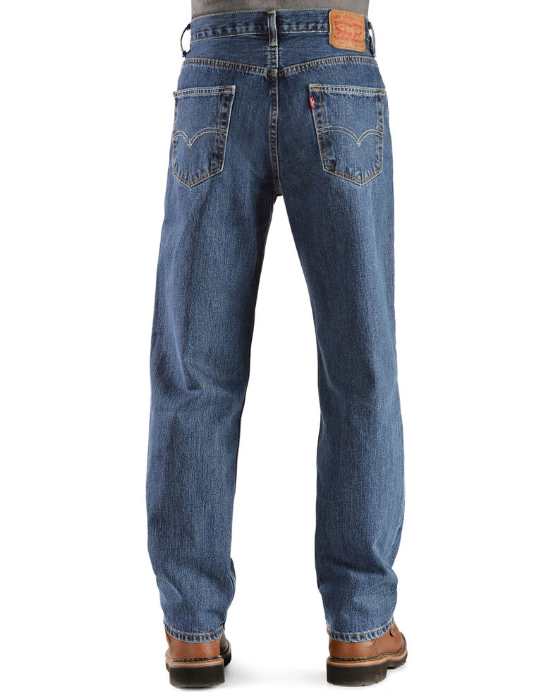 Levi's 550 Jeans - Prewashed Relaxed Fit, Dark Stone, hi-res