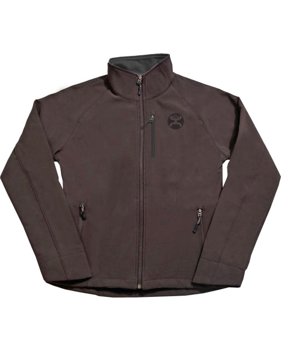 Hooey Boys' Brown Fleece Lined Jacket , Brown, hi-res