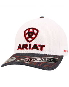 a7db07990c4 Ariat Denim Trucker Cap
