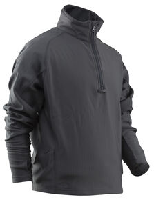 Tru-Spec 24-7 Grid Fleece Jacket, Grey, hi-res
