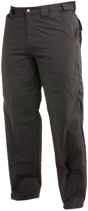 Tru-Spec Men's 24-7 Series Classic Pants, Black, hi-res