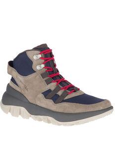 Merrell Men's ATB Polar Waterproof Hiking Boots - Soft Toe, Taupe, hi-res