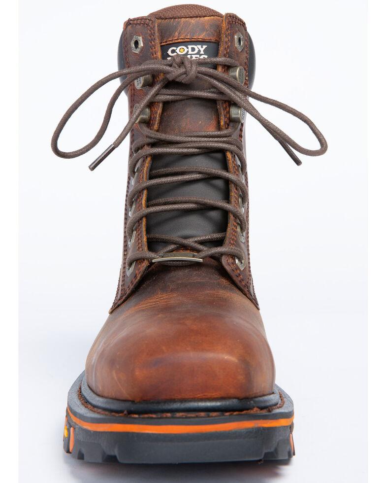 85efffbbf9c Cody James Men's Decimator Puncture Resisting Work Boots - Composite Toe