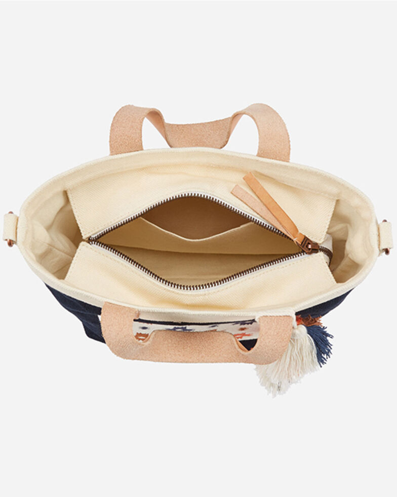 Pendleton Women's Sweet Water Small Tote Bag, Cream, hi-res