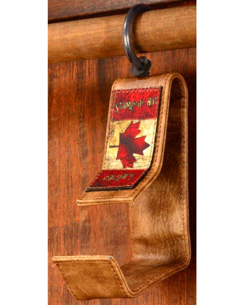 Phunky Horse Calgary Stampede Hat Hanger, Red, hi-res