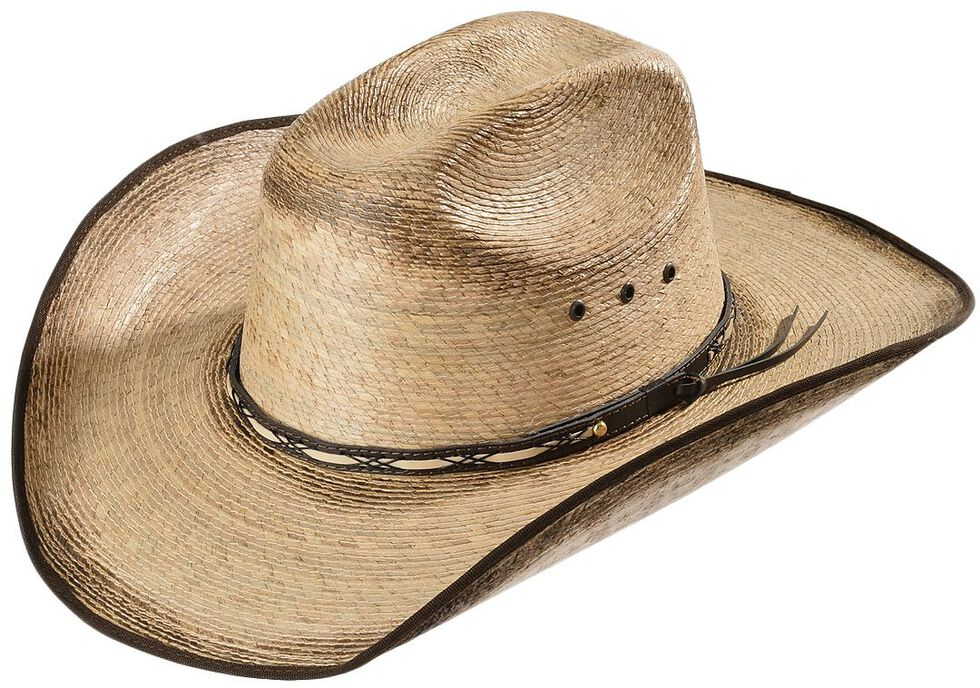 Jason Aldean Kids  Amarillo Sky Jr. Palm Leaf Cowboy Hat  980900f4d79