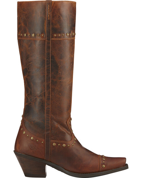 Ariat Marvel Tall Cowgirl Boots - Snip Toe, , hi-res