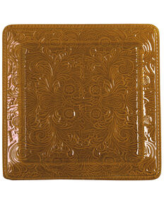 HiEnd Accents Savannah Serving Plate, Mustard, hi-res