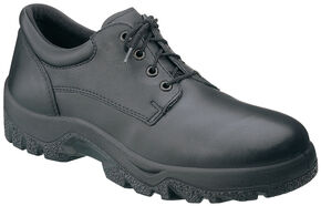 Rocky Men's TMC Oxford Shoes - USPS Approved, Black, hi-res